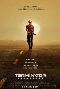Terminator: Kara Kader izle