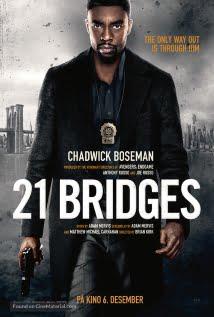 21 Bridges izle