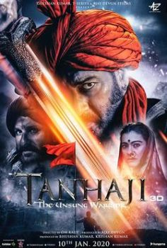 Tanhaji The Unsung Warrior izle