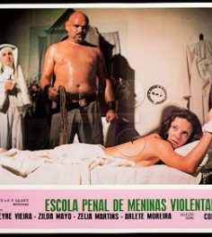 Escola Penal de Meninas Violentadas Erotik Film izle