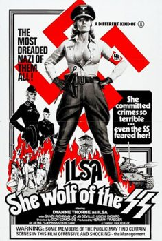 Ilsa: She Wolf of the SS izle